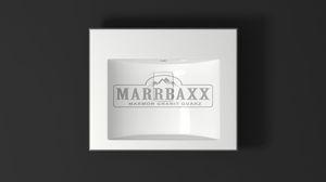 Умывальник Marbaxx Эрика V15 белый лед