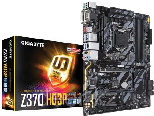 Материнская плата Gigabyte Z370 HD3P rev. 1.0 LGA-1151 GAZ37HD3P-00-G