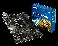 Материнская плата MSI B250M PRO-VD B250M PRO-VD