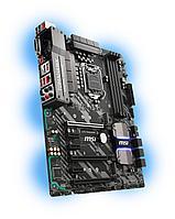 Материнская плата MSI Z370 TOMAHAWK LGA-1151