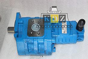 Гидравлический насос (шестереночный) 6 зуб. на погрузчик ZL50G, LW500F