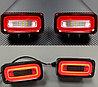 Задние противотуманные фонари LED для Benz G-class W463 (Howell)
