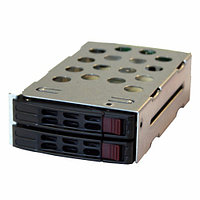 Supermicro Adaptor carrier to install 2xHDD 2,5 аксессуар для сервера (MCP-220-82609-0N)