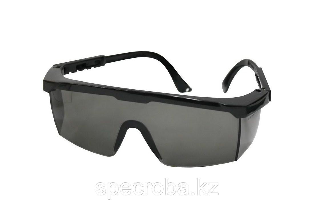 Очки защитные темные U27