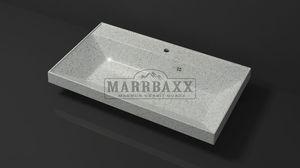 Умывальник Marbaxx Пегги V8 светло серый