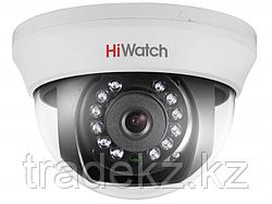 HiWatch DS-T201 видеокамера цветная купольная с ИК-подсветкой
