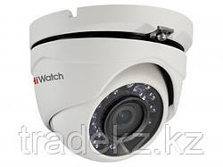 HiWatch DS-T203 видеокамера цветная купольная с ИК-подсветкой