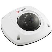 HiWatch DS-T251 видеокамера цветная купольная с ИК-подсветкой