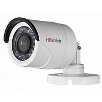 HiWatch DS-T110 видеокамера цветная уличная с ИК-подсветкой