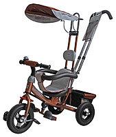 Mini Trike Велосипед 3-х колесный, коричневый