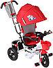Mini Trike 3-х колесный велосипед Зайчик Animals Sport Collection