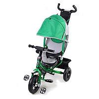 Mini Trike 3-х колесный велосипед зеленый (аппликация)