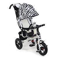 Mini Trike 3-х колесный велосипед Зебра Zoo Collection