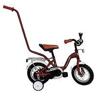 Детский двухколесный велосипед New Mars (коричневый)