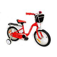 Детский двухколесный велосипед New Mars (красный)