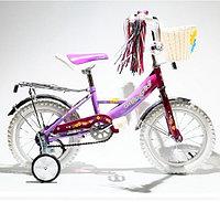 Двухколесный велосипед Mars (сиреневый)