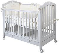 MIBB детская кроватка TENDER NOTTE BIANCA Белая ночь