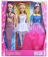 "Defa Lucy Набор кукол ""Принцессы"""