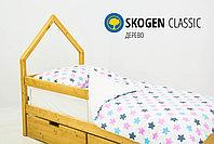 """Изголовье-крыша для кровати """"Skogen classic дерево"""", фото 2"""