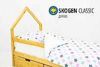 """Изголовье-крыша для кровати """"Skogen classic дерево"""", фото 3"""