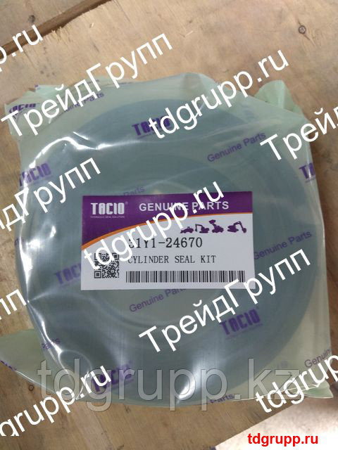 31Y1-24670 Ремкомплект гидроцилиндра ковша Hyundai R450LC-7A