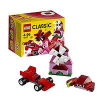 Lego Classic Красный набор для творчества, фото 1