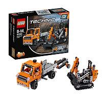 Lego Technic Дорожная техника, фото 1