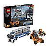 Lego Technic Контейнерный терминал