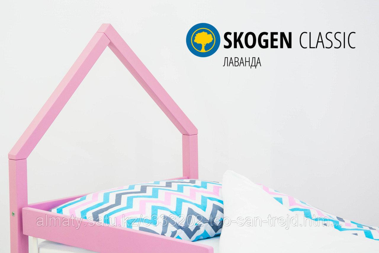 "Изголовье-крыша для кровати""Skogen classic лаванда"""