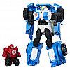 Transformers роботы под прикрытием: Гирхэд-Комбайнер, в асс.