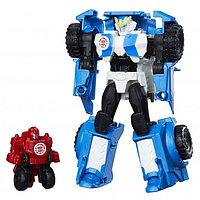 Transformers роботы под прикрытием: Гирхэд-Комбайнер, в асс., фото 1