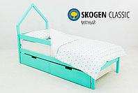 """Изголовье-крыша для кровати """"Skogen classic мятный"""", фото 2"""
