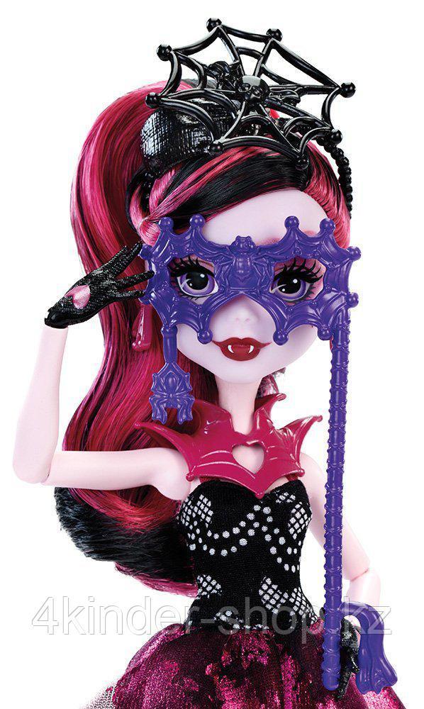 "Кукла Мonster Нigh ""Весёлая фотобуудка"" Дракулаура - фото 2"
