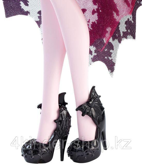 "Кукла Мonster Нigh ""Весёлая фотобуудка"" Дракулаура - фото 4"