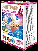 """Завтраки """"Di&Di"""" амарантовые  с белым шоколадом 250г"""