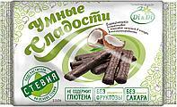 Батончики «Умные сладости» с кокосовой начинкой 110г