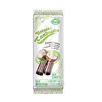 Батончики «Умные сладости» с кокосовой начинкой 20г