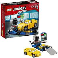 Lego Juniors Тачки Гоночный тренажёр Крус Рамирес