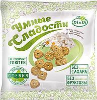 Печенье «Умные сладости» Творожное без сахара 160г