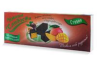 """Конфеты """"Умные сладости"""" желейные со вкусом манго-маракуйя в глазури 105г"""