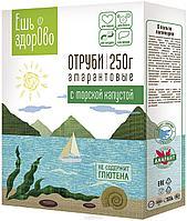 Отруби амарантовые ЕШЬ ЗДОРОВО с морской капустой 250г
