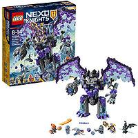 Lego Nexo Knights Нексо Каменный великан-разрушитель