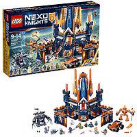 Lego Nexo Knights Нексо Королевский замок Найтон