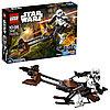 Lego Star Wars Звездные Войны Штурмовик-разведчик на спидере