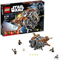 Lego Star Wars Звездные Войны Квадджампер Джакку