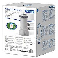 Картриджный фильтр-насос, INTEX 28638, производительностью 3,785 л/час, фото 1