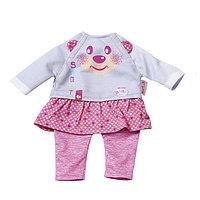 Комплект одежды для дома my little Baby born Zapf Creation, 32 см