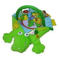 Развивающий коврик Biba Toys Крокодил