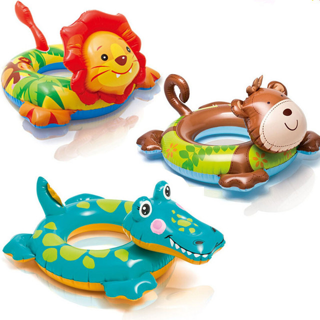 Надувные игрушки для детей