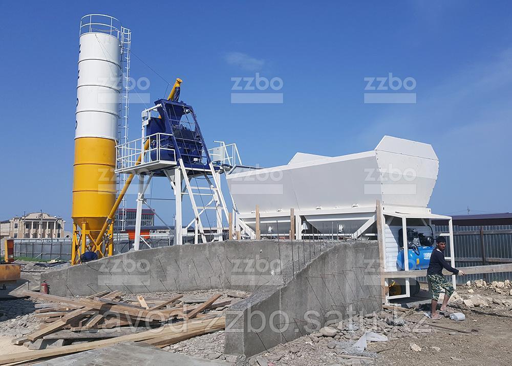 бетон завод 45